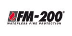 FM-200 Waterless fire Protection